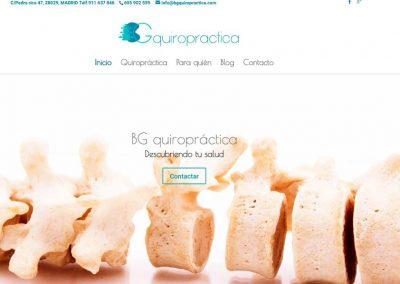 BG Quiropráctica